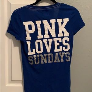 Tops - Pink Colts tee